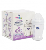 Boots Baby Wide Necked Feeding Bottles