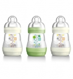 Mothercare - MAM Anti-Colic 160ml Baby Milk Bottles