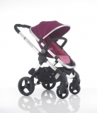Mothercare - Mothercare iCandy Peach 3 Pushchair in Fucshia