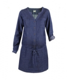 Mothercare - Mothercare - Oh Ma! Denim Maternity Shirt Dress