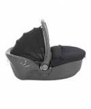 Mothercare - Mothercare - Britax Baby Safe Sleeper in Black Thunder