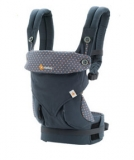 Mothercare - Mothercare - Ergobaby 360 Baby Carrier - Dusty Blue