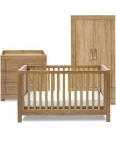 Mothercare - Mothercare - Silver Cross Portobello 3-piece Nursery Set