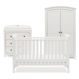 Mothercare - Mothercare - Silver Cross Ashby 3-piece Nursery Set