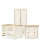Mothercare - Mothercare Lulworth 3-piece Nursery Furniture Bundle