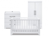 Mothercare - Mothercare - Silver Cross Notting Hill 3-piece Nursery Set