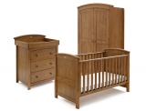 Mothercare - Mothercare - Silver Cross Ashby Nursery Furniture