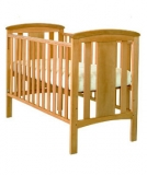 Mothercare - Mothercare - East Coast Nursery Katie Cot in Natural