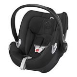 John Lewis - John Lewis - Cybex Aton Q Group 0+ Baby Car Seat, Happy Black