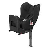 John Lewis - John Lewis - Cybex Sirona Group 0+ Baby Car Seat, Happy Black