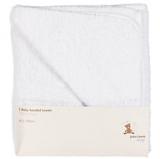 John Lewis - John Lewis Hooded Towels, Pack of 2, White