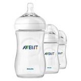John Lewis - Philips Avent Natural Baby Bottles