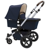 John Lewis - Bugaboo Cameleon3 Classic+ Pushchair, Navy