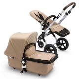 John Lewis - Bugaboo Cameleon3 Classic+ Pushchair, Sand