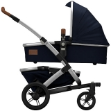 John Lewis - Joolz Geo Mono Pushchair with Carrycot, Parrot Blue