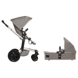 John Lewis - Joolz Day Studio Pushchair with Carrycot, Graphite