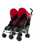 House of Fraser - OBABY Apollo Twin Red and Black