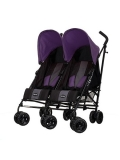 House of Fraser - OBABY Apollo Twin Stroller