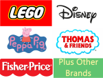 Popular Toy Brands