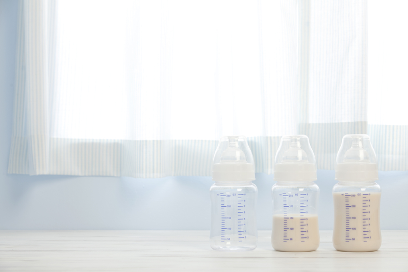 Milk Feeding Bottles
