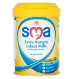 Boots - SMA Extra Hungry Infant Milk from Birth