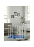 Boots - Lindam Safe & Secure Playpen