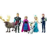 Amazon - Disney Frozen Complete Story Doll Set