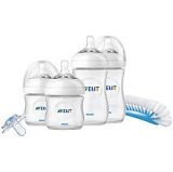 John Lewis - Philips Avent Natural Baby Starter Set
