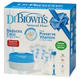 John Lewis - Dr Brown's Deluxe Newborn Feeding Gift Set