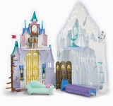Amazon - Disney Frozen Castle and Ice Palace Playset