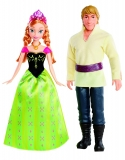 Amazon - Disney Frozen Anna and Kristoff Doll