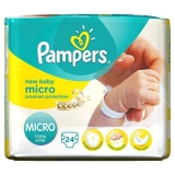 Superdrug - Pampers New Baby Nappies