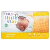 Superdrug - My Little Star Nappies Newborn