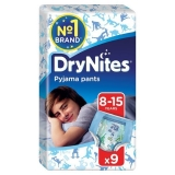Superdrug - Huggies DryNites 8-15 Years Pyjama Pants