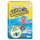 Superdrug - Huggies Little Swimmers .2-3 Swim Nappies