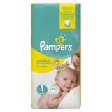 Superdrug - Pampers Pampers New Baby Size 1 Essential Pack