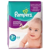 Superdrug - Pampers Active Fit Nappies