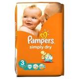 Superdrug - Pampers Simply Dry