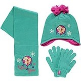 Amazon - Disney Frozen - 3 piece Hat, Scarf and Gloves set
