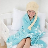 Amazon - Disney Frozen Elsa Cuddle Robe