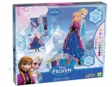 Amazon - Sticky Mosaics Disney Frozen Anna and Elsa with Jewels