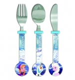 Amazon - Frozen Cutlery Set