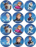 Amazon - Disney Frozen Edible Cake Toppers
