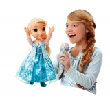 Smyths Toy Store - Disney Frozen Sing Along with Elsa Doll
