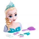Smyths Toy Store - Disney Frozen Elsa Styling Head