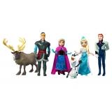 Smyths Toy Store - Disney Frozen Complete Figurine Story Set