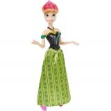 Smyths Toy Store - Disney Frozen Singing Anna Doll