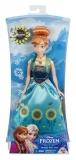 Smyths Toy Store - Disney Frozen Fever Birthday Party Anna Doll