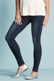 Rinse Wash Maternity Over The Bump Skinny Jeans