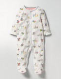 PRETTY SUPERSOFT SLEEPSUIT
